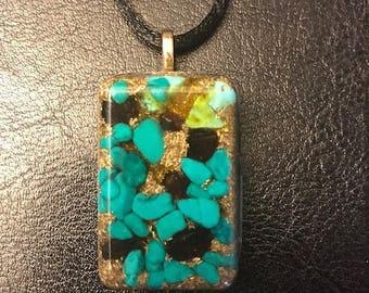 The Master Shaman Powerful Healing Orgone Pendant Necklace