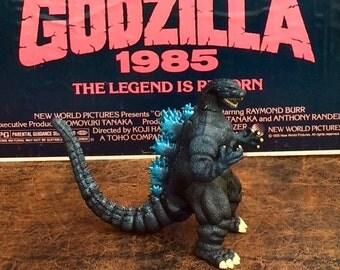 Godzilla Toy-Electronic Godzilla-Large Supercharged Godzilla Action Figure-1994 Supercharged Godzilla-Godzilla King of the Monsters