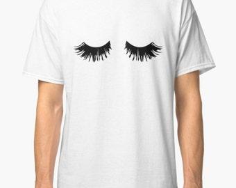 Eyelash Print