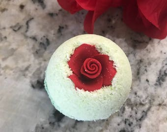 Forest Rose Bath Bomb