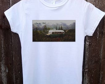 Into the Wild - Woman's T-shirt