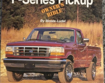 "Ford F-Series Owners Bible ""Used"""