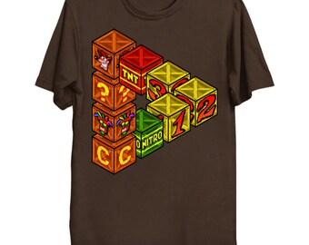 Forever N.Sane Videogame T-Shirt