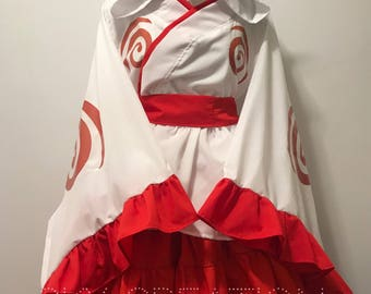 Amaterasu Kimono Dress
