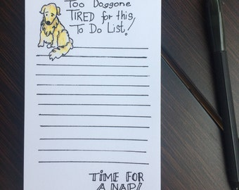 Too Doggone Tired Notes
