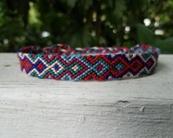 See You In The Movies La La Land Inspired Friendship Bracelet Woven Bracelet