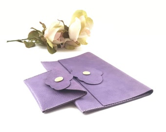 Lilac pouches, Lilac carryall, Purple carryall, Ultra violet pouch, Ultraviolet pouches,  Purple USB case,  Purple card holder