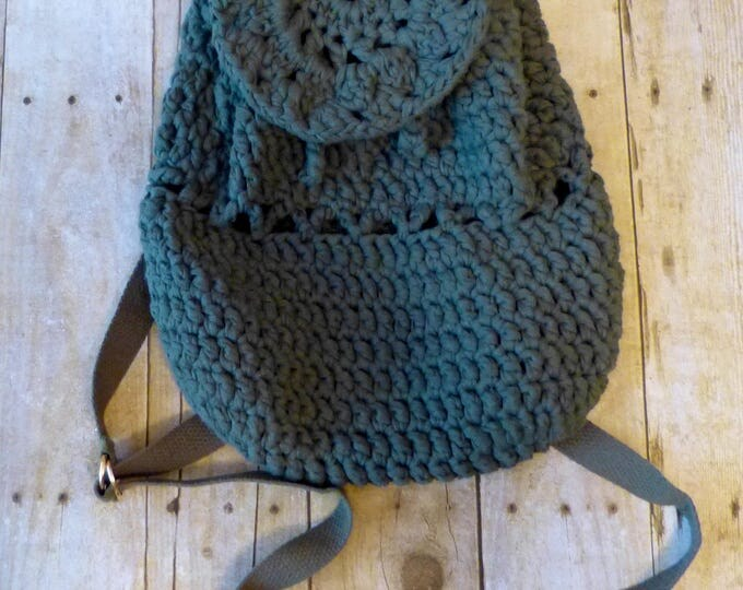 Festival Backpack (Army Green)