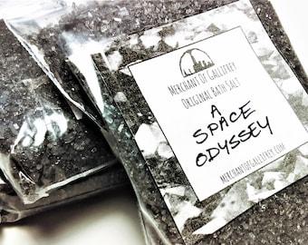 A Space Odyssey ~ Merchant Of Gallifrey original bath salt