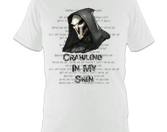 Crawl | Reaper Overwatch Meme Shirt