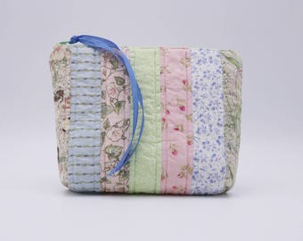 Shabby Chic Cosmetic Bag