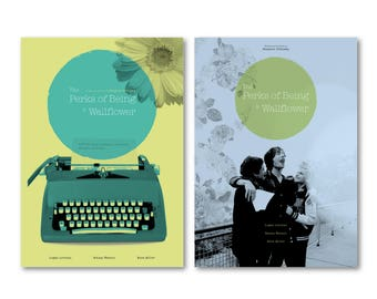The Perks of Being a Wallflower Alternative Poster's