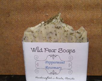Refreshing Peppermint Rosemary
