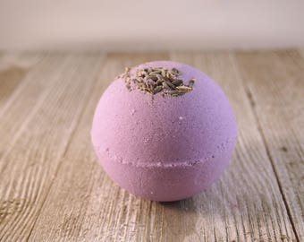 Bath Bomb, Mother's Day, Lavender Fragrance, Lavender Buds, Bridesmaid Gift, Spa Gift for Her, Bath Fizzie, Fizzy, Lemongrass, Jasmine