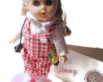 Vintage Ginny Doll Shutter Bug 1985 Original Box