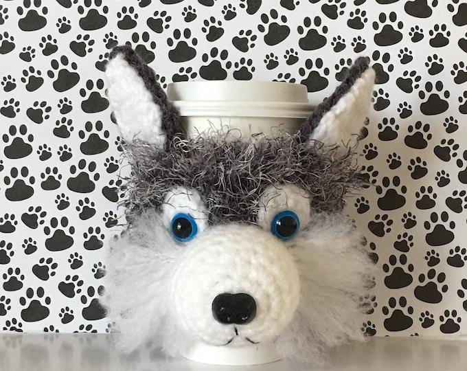 Featured listing image: Husky Coffee Mug (Cozy), Doggy Mom, Crazy Dog Lady, Husky Mug (Cozy), Dog  Trainer, I Love Huskies, Fur Mama, Dog Walker Gift, Husky