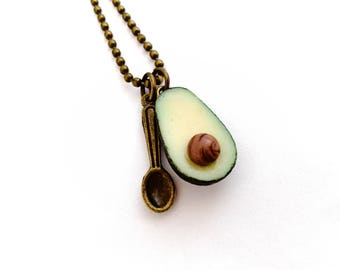 Avocado Necklace