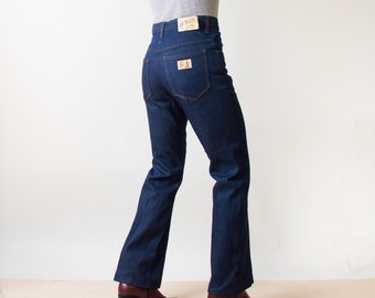 1970's Flared Jeans with Tags