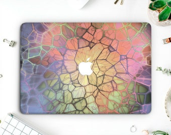 Abstraction Macbook Pro Case Marble Laptop Case Macbook Hard Case Macbook Air Marble Macbook Air 13 Marble Macbook  Macbook Pro 2016 AMM2043