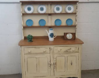 Beautiful Ercol shabby chic painted dresser