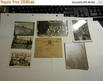 Easter Sale Vintage WW1 82nd Infantry Division Pictures Grouping