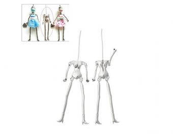 3 charms Supports character doll