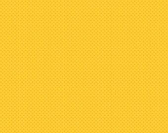1 Yard Kisses by Doodlebug Design Inc. for  Riley Blake Designs - 210 Yellow