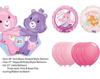 Care Bears Balloon Set
