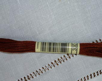 Embroidery FLOSS DMC Mouliné 300 color