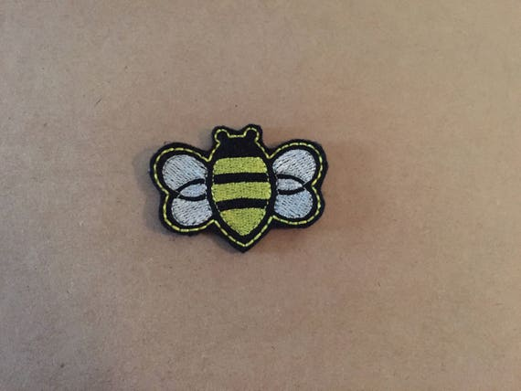Bee Feltie, Bee Embellishment. Choose 1, 2 or 4