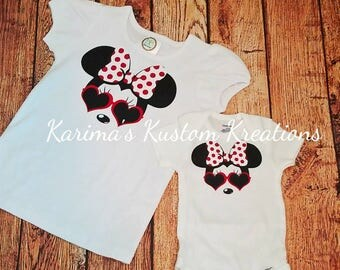 Mouse girl shirt, Mouse vacation shirt,Mouse sunglasses, girl's minnie shirt, toddler minnie shirt, baby minnie onesie,disney birthday
