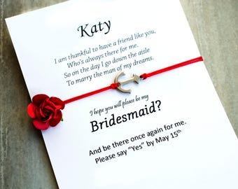 Wedding Party Gifts Bridesmaid Gift Asking Bridesmaids Proposal Ideas Be My Wish
