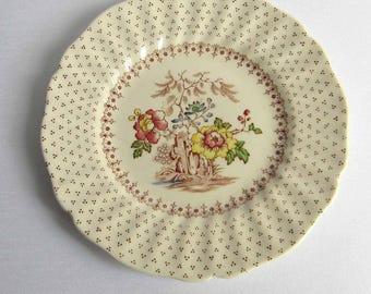 Royal Doulton GRANTHAM D5477 Ironstone Dinner Plate