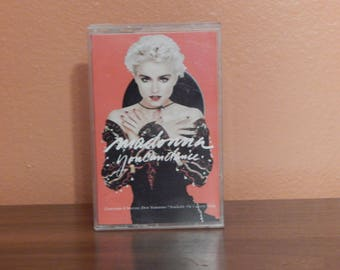 Madonna - You Can Dance -  cassette tape