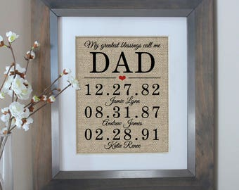 Fathers Day Gift, Christmas Gift for Dad Gift from Daughter, Father's Day Gift for Dad Gift, Christmas Gifts for Dad, Gifts for Dad