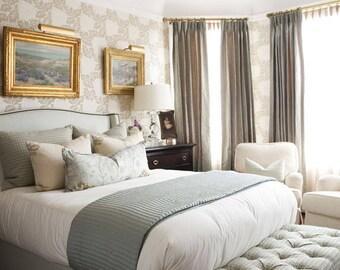 GRAY ROYAL VELVET Curtains, Grey, Velvet, Draping, Home Decor, Interior  Decor