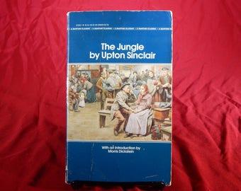 The Jungle - Upton Sinclair - Copyright 1981