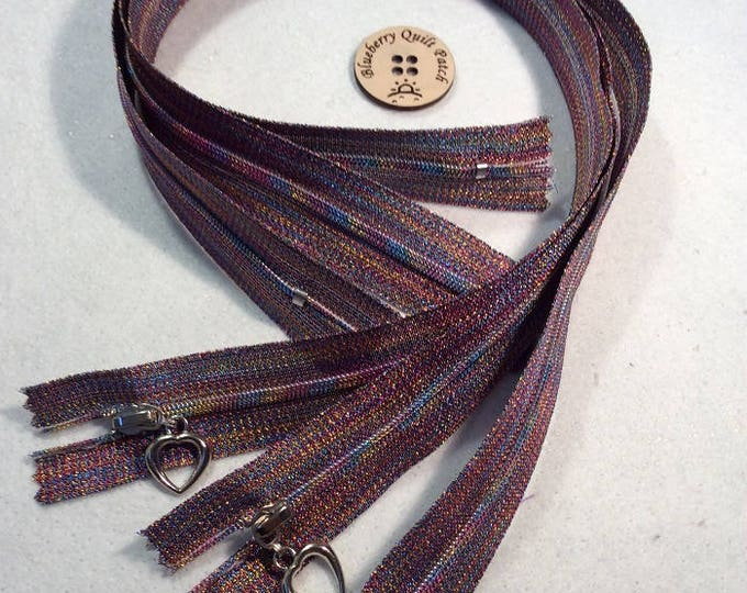 Zipper Rainbow Nylon