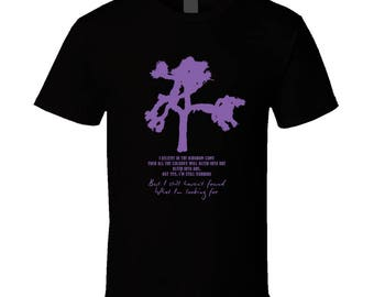 Joshua Tree - Still Haven't Found T Shirt