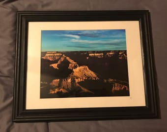 Grand Canyon, Framed Print