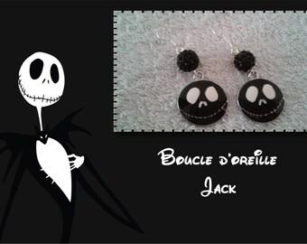 Jack stud earring