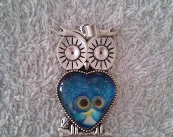 Necklace OWL / owl