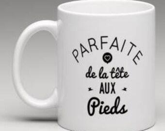 """""""Perfect"""" mug"""