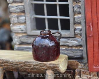 Ale Jug for Miniature Garden, Fairy Garden