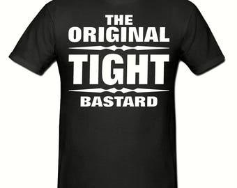 The Original tight men's t shirt,men's t shirt sizes small- 2xl, Slogan t shirt