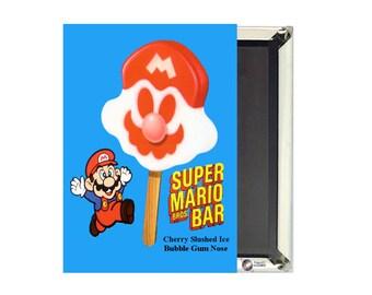 Super Mario Ice Cream Magnet