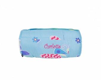Personalized Toddler & Preschool Microfiber Nap Mats - Butterflies