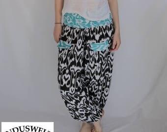 Harem Pant with pockets