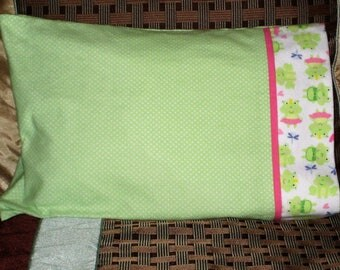 kids pillowcase toddler pillow case child pillowcase travel size flannel pillow case with envelope closure