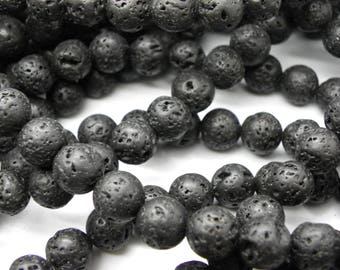 38 ierres 10 mm black lava